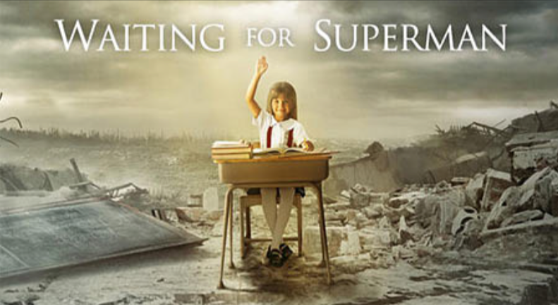 waiting for superman notes